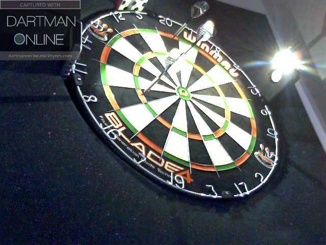 84 checkout hit against hynsey