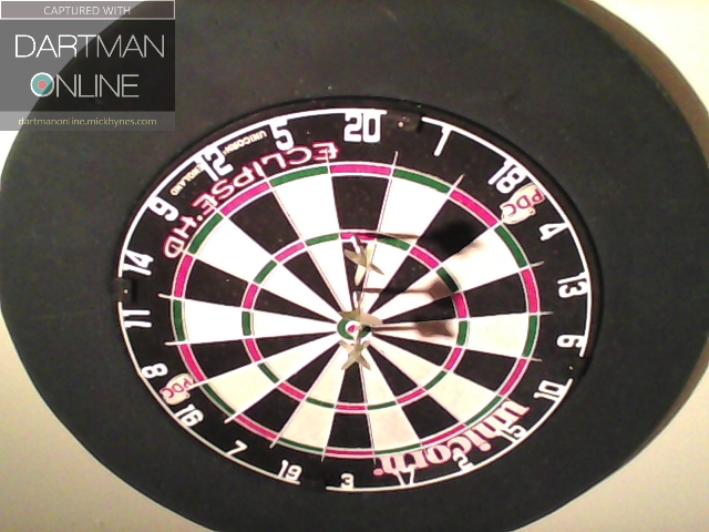 130 checkout hit against muin