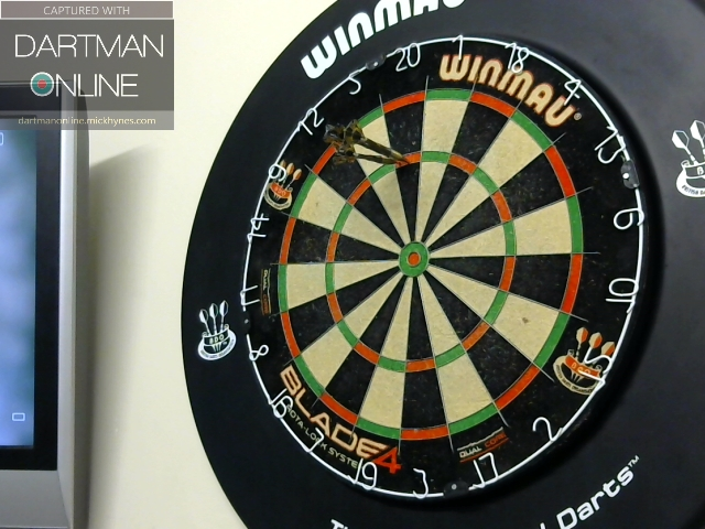 180 hit against MagicMan