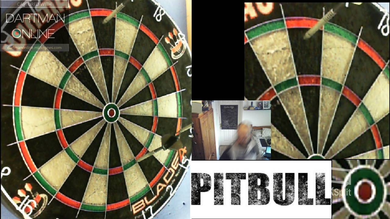 91 checkout hit against p01
