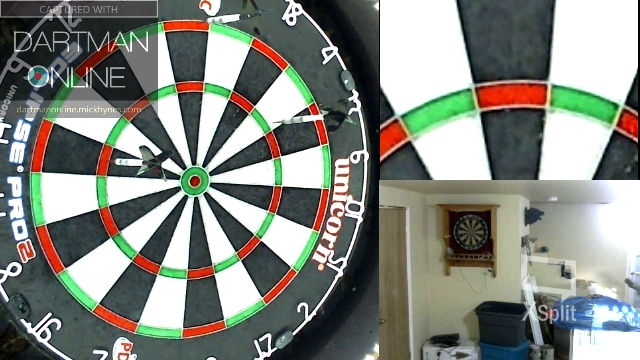 86 checkout hit against Gypsy