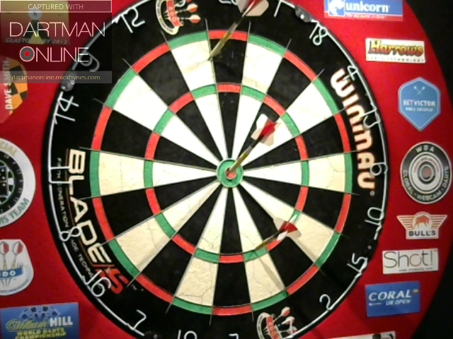 106 checkout hit against goliath