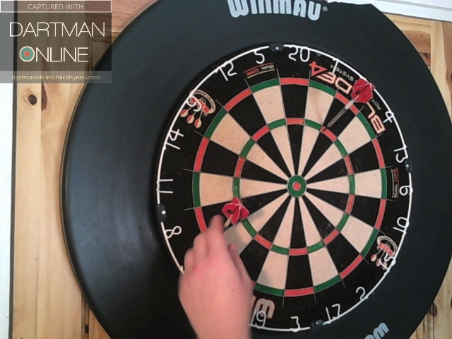 86 checkout hit against Ras