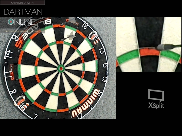 100 checkout hit against maus