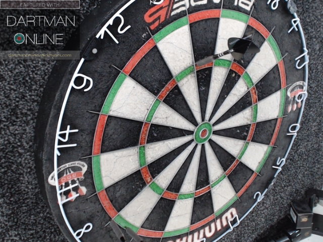 92 checkout hit against COM Level 7