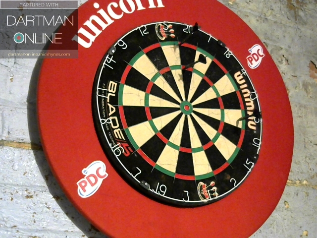 106 checkout hit against MagicMan