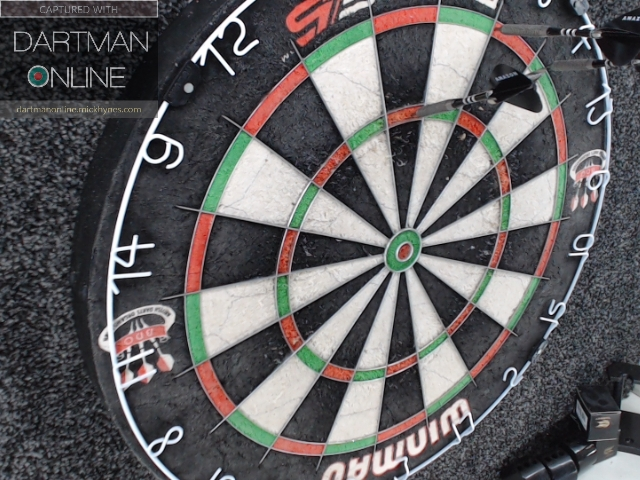 96 checkout hit against COM Level 7