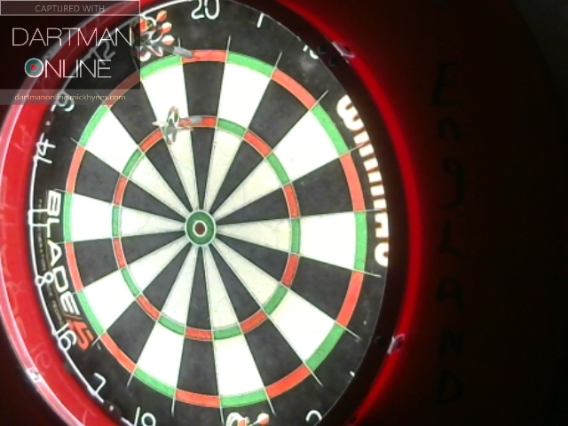100 checkout hit against MagicMan
