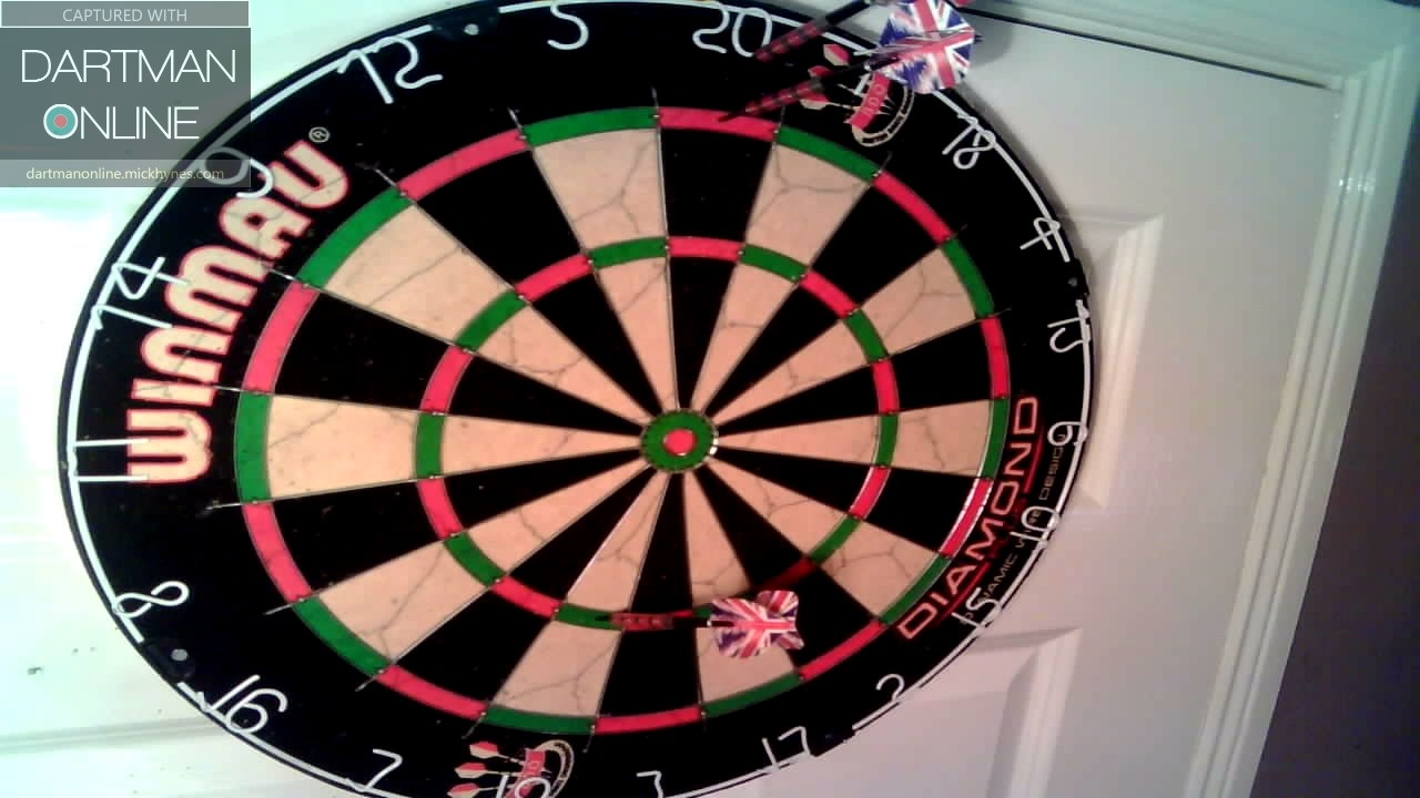 97 checkout hit against COM Level 5