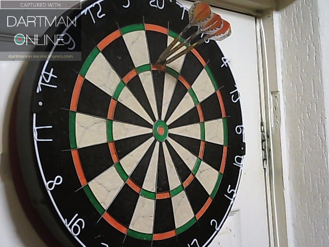 180 hit against TheBear180