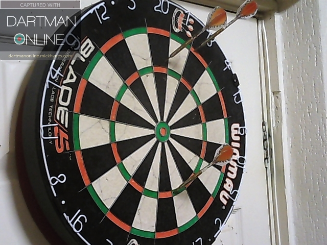 107 checkout hit against scooby