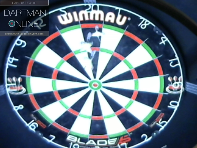 120 checkout hit against TheBear180