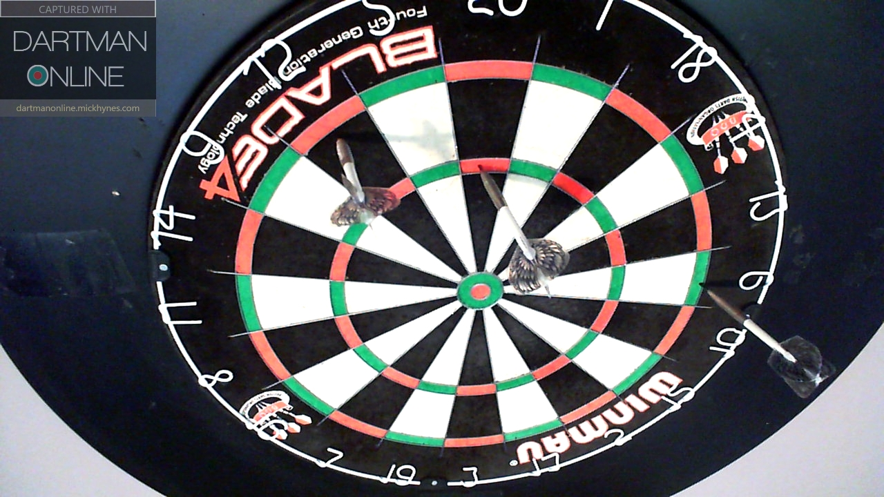 84 checkout hit against COM Level 7