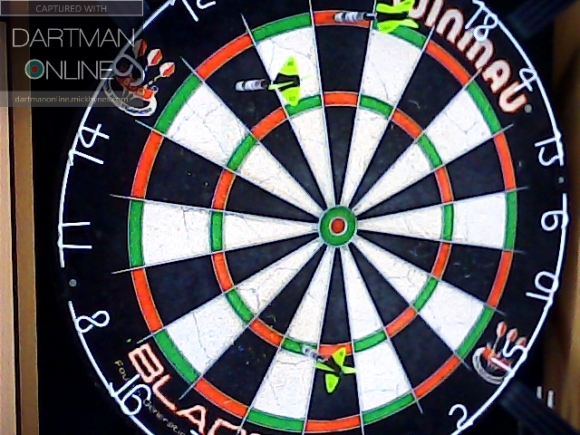 109 checkout hit against Lastdart-deano