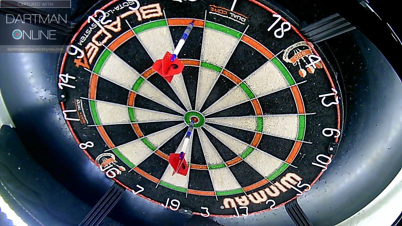 90 checkout hit against COM Level 7