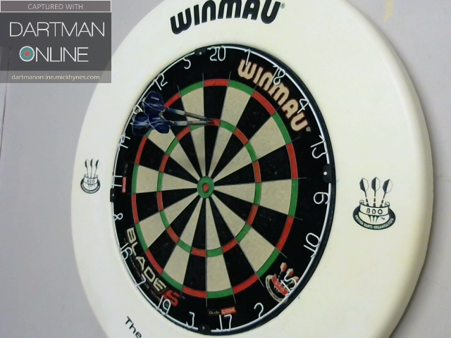180 hit against DaleRobertson