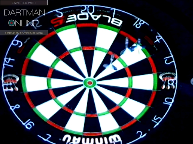 90 checkout hit against fbomb8098