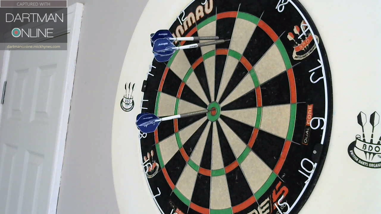 90 checkout hit against jake170