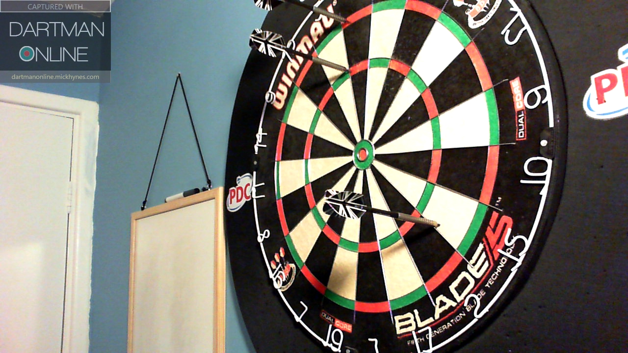 115 checkout hit against Onfire