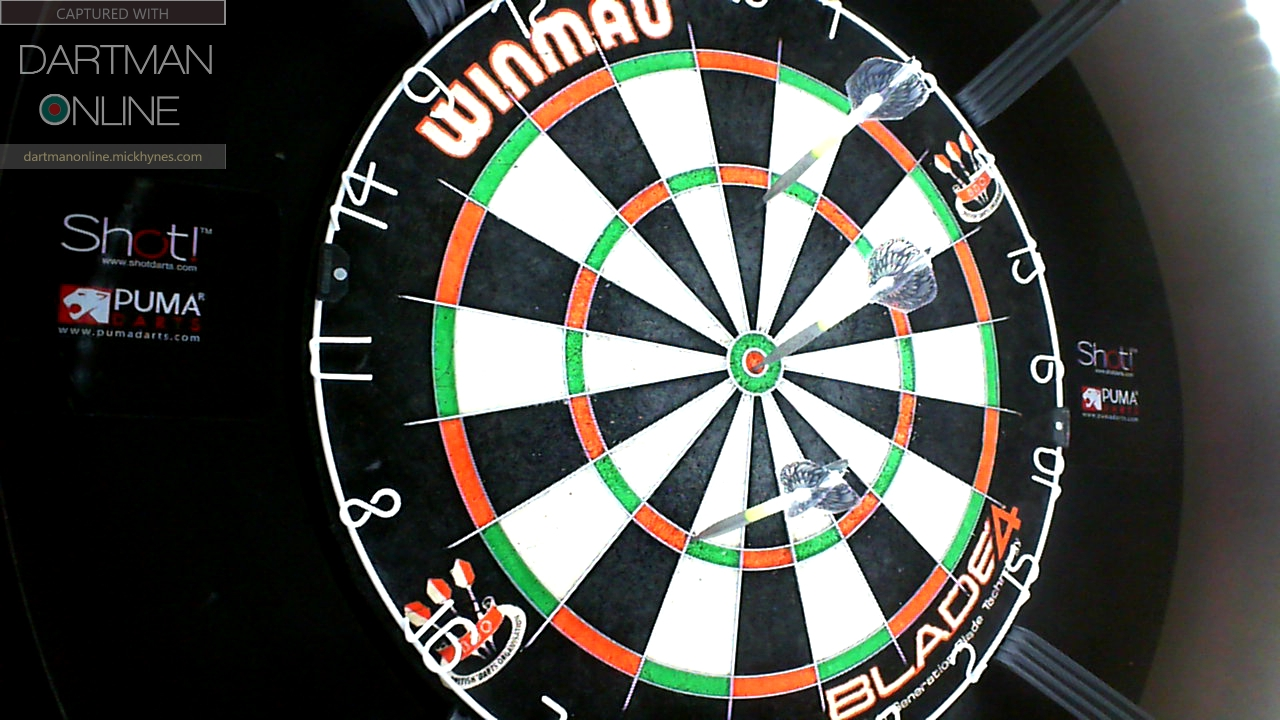 127 checkout hit against COM Level 7