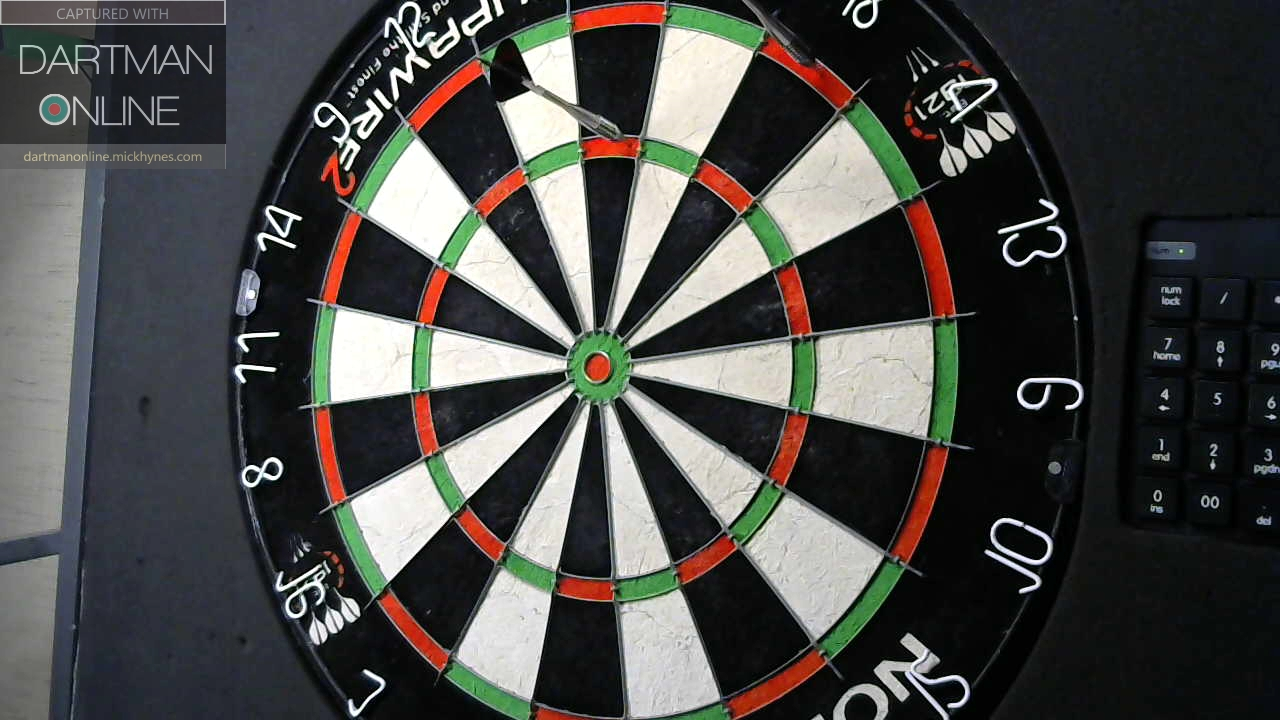 96 checkout hit against COM Level 6