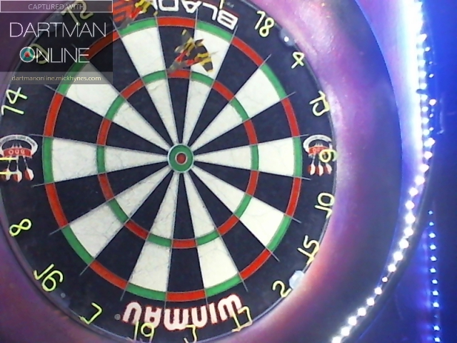 90 checkout hit against johnmoynihan