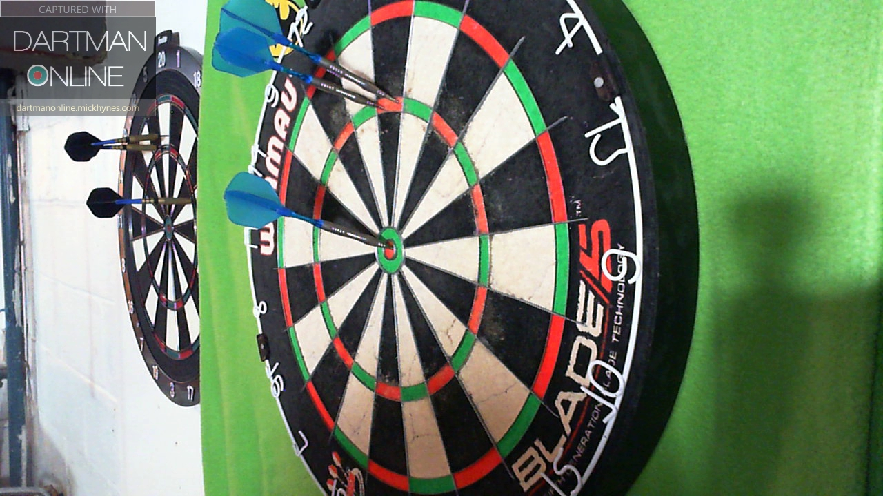 170 checkout hit against COM Level 7