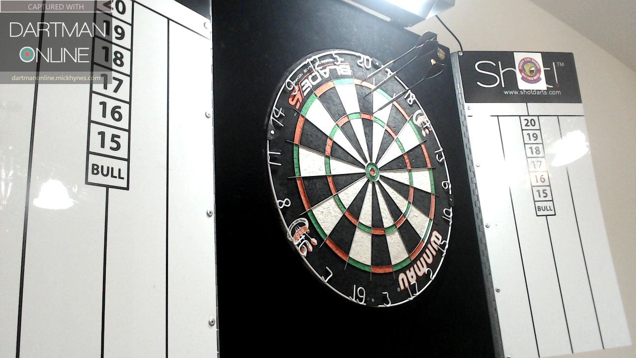 120 checkout hit against cheech
