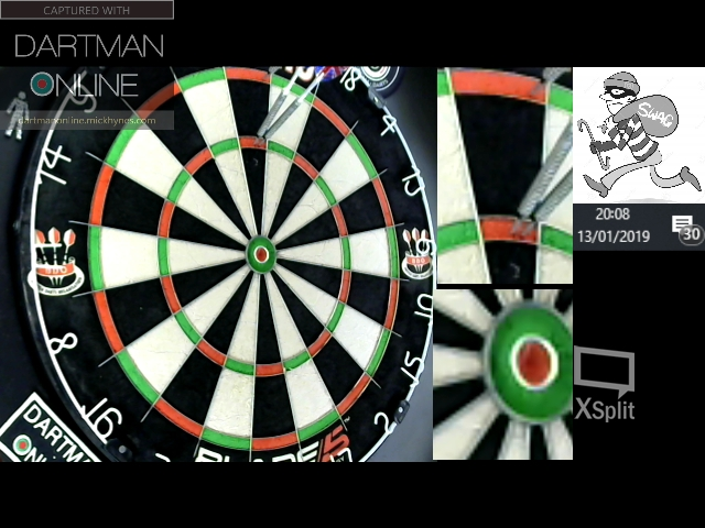 160 checkout hit against maus