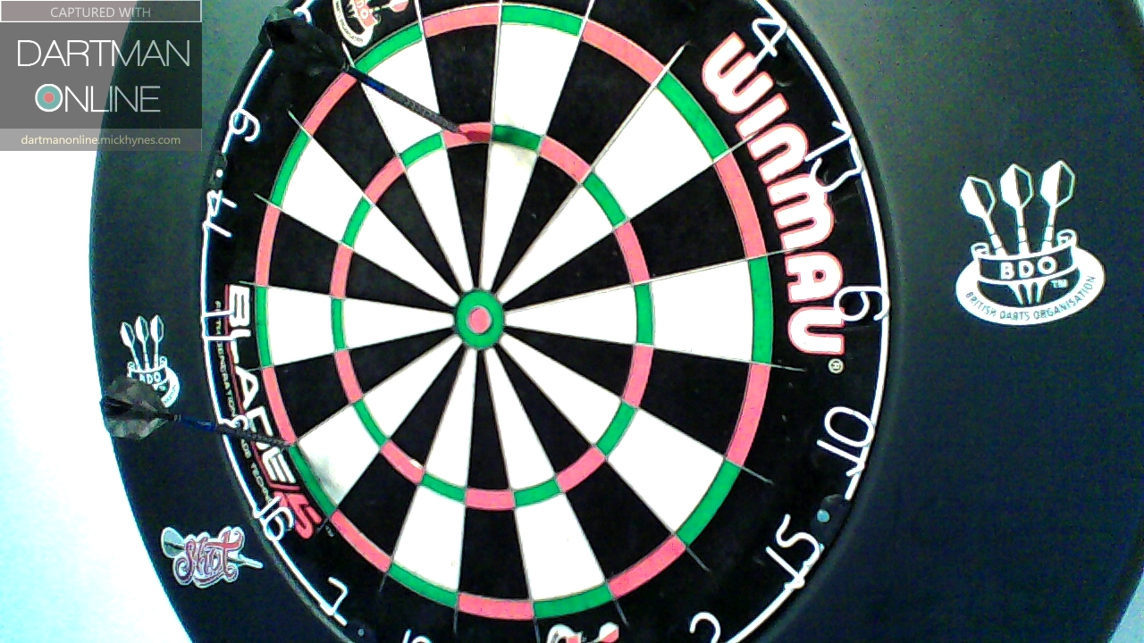 92 checkout hit against COM Level 6