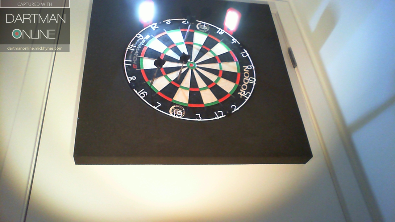 99 checkout hit against hynsey