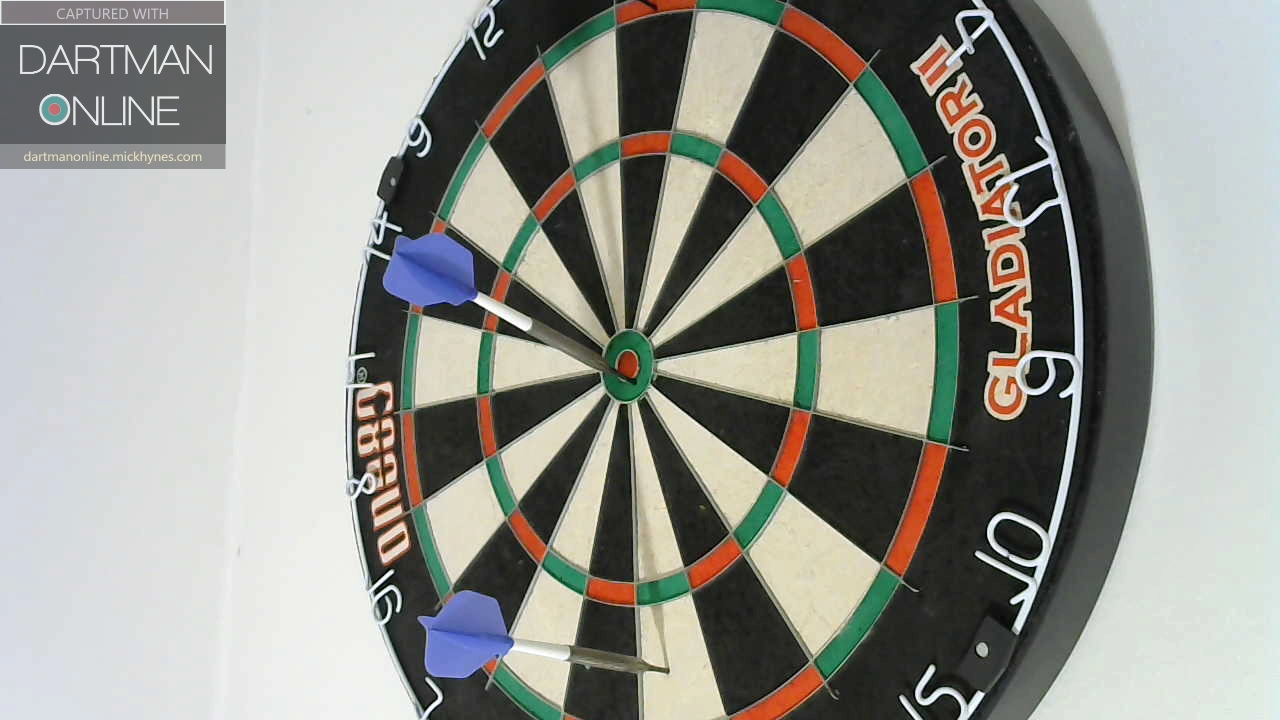 82 checkout hit against COM Level 8